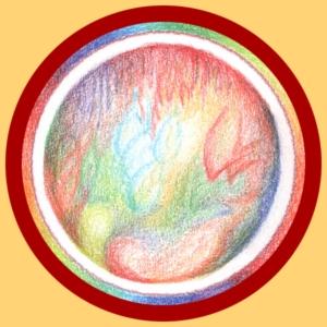 Vrije en intuïtieve mandala's