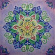 Vervolg 3 Mandala tekenen
